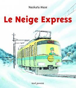Couverture de l'ouvrage Le Neige Express