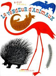 Couverture de l'ouvrage Le Vendeur d'animaux