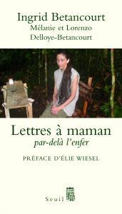 Couverture de l'ouvrage Lettres à maman
