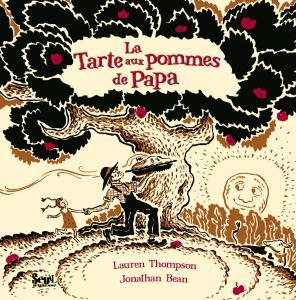 Couverture de l'ouvrage La Tarte aux pommes de Papa