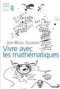 couverture Vivre avec les mathématiques