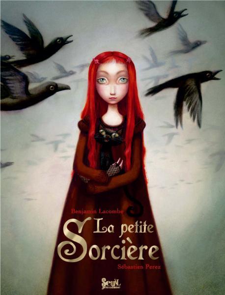 Couverture de l'ouvrage La Petite sorcière