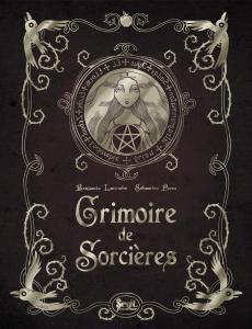 Couverture de l'ouvrage Grimoire de sorcières