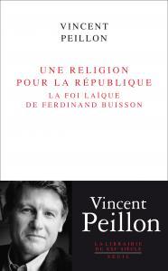 couverture Une religion pour la République