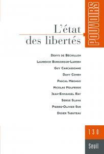 couverture Pouvoirs, n° 130