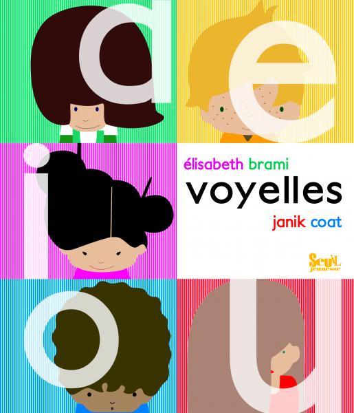 Couverture de l'ouvrage Voyelles