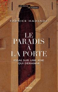 couverture Le Paradis à la porte
