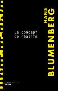 Couverture de l'ouvrage Le Concept de réalité