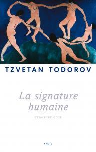 Couverture de l'ouvrage La Signature humaine