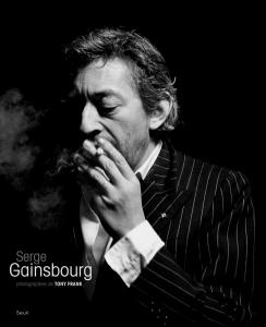 couverture Serge Gainsbourg