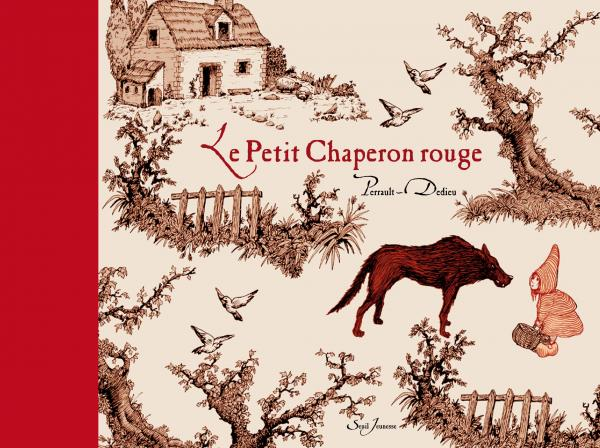 Couverture de l'ouvrage Le Petit Chaperon rouge