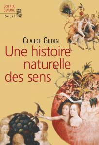 couverture Une histoire naturelle des sens