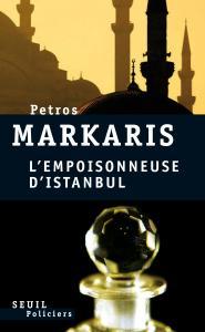 couverture L'Empoisonneuse d'Istanbul