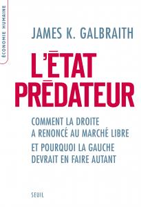 Couverture de l'ouvrage L'Etat prédateur