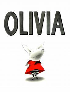 Couverture de l'ouvrage Olivia