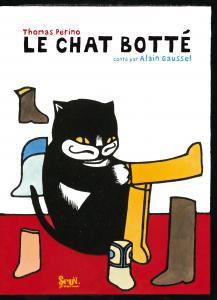 Couverture de l'ouvrage Le Chat botté