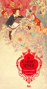 Couverture de l'ouvrage Le Carnet rouge