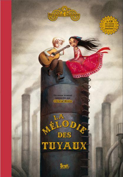 Couverture de l'ouvrage La Mélodie des tuyaux