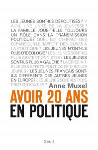 Couverture de l'ouvrage Avoir 20 ans en politique
