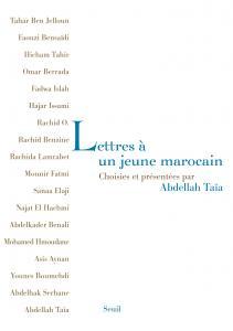 Couverture de l'ouvrage Lettres à un jeune Marocain