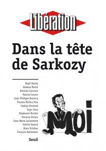 Couverture de l'ouvrage Dans la tête de Sarkozy