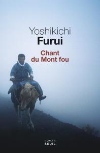 couverture Chant du Mont fou