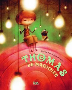 Couverture de l'ouvrage Thomas le magicien