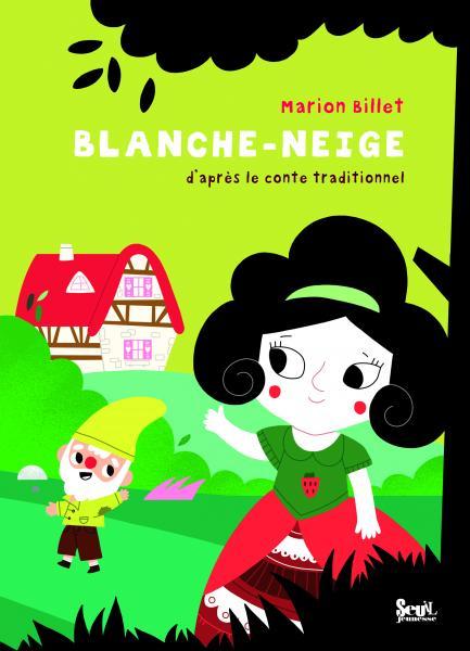 Couverture de l'ouvrage Blanche-Neige