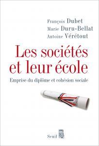Couverture de l'ouvrage Les Sociétés et leur école