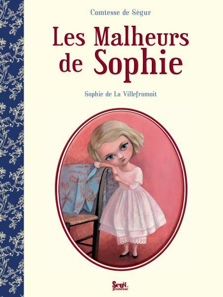 Couverture de l'ouvrage Les Malheurs de Sophie