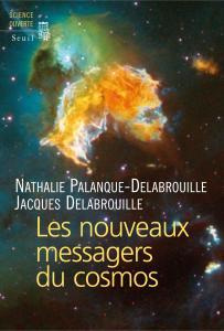 couverture Les Nouveaux Messagers du cosmos
