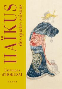 couverture Haïkus des quatre saisons