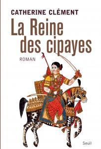 Couverture de l'ouvrage La Reine des cipayes