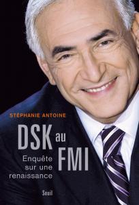 Couverture de l'ouvrage DSK au FMI