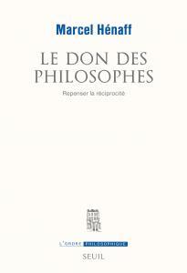 couverture Le Don des philosophes