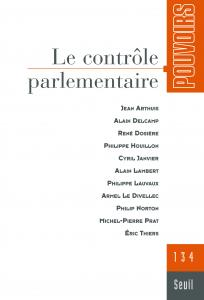 couverture Pouvoirs, n° 134