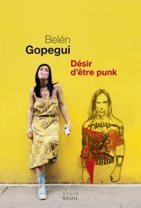 Couverture de l'ouvrage Désir d'être punk