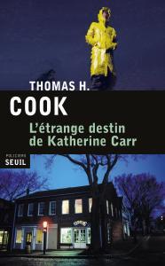 couverture L'Étrange Destin de Katherine Carr