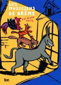 Couverture de l'ouvrage Les Musiciens de Brême