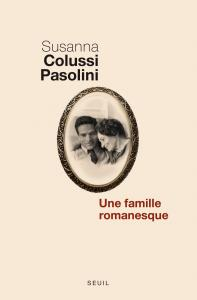 Couverture de l'ouvrage Une famille romanesque