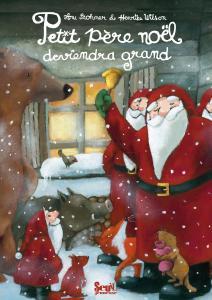 Couverture de l'ouvrage Petit père Noël deviendra grand