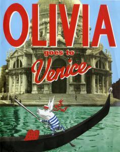 Couverture de l'ouvrage Olivia à Venise