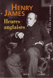couverture Heures anglaises