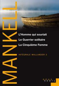 couverture L'Homme qui souriait , Le Guerrier solit...