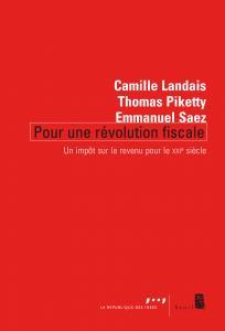 Couverture de l'ouvrage Pour une révolution fiscale