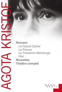 couverture Romans, Nouvelles, Théâtre complet