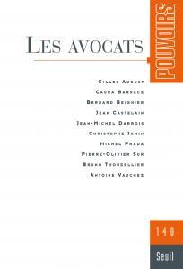 couverture Pouvoirs, n°140