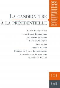 couverture Pouvoirs, n°138