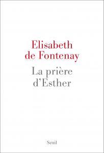 Couverture de l'ouvrage La Prière d'Esther