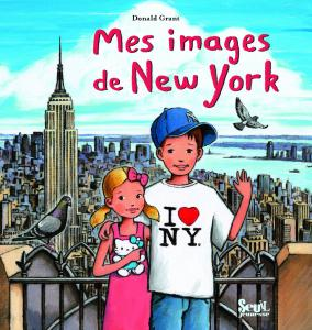 Couverture de l'ouvrage Mes images de New York